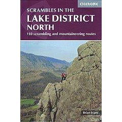 Scrambles in the Lake District - North-Books & Maps-Cicerone-3 Peaks Cycles Bike Shop & Cafe