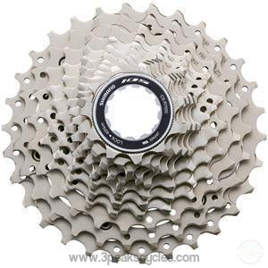 Shimano 105 R7000 11 Speed Cassette 11-28T-Cassettes