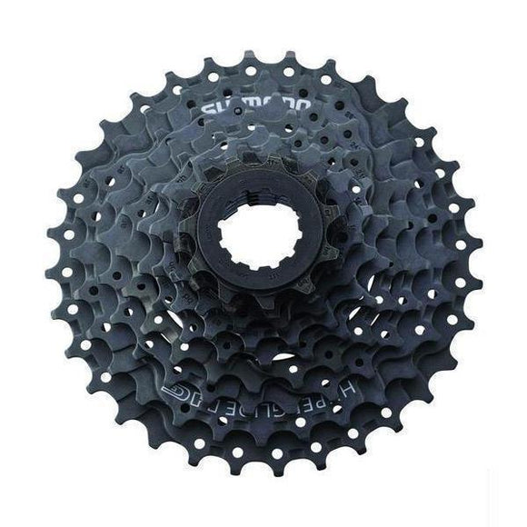 Shimano Altus HG31 8 Speed MTB Cassette (11T - 32T)-Cassettes-Shimano-3 Peaks Cycles Bike Shop & Cafe