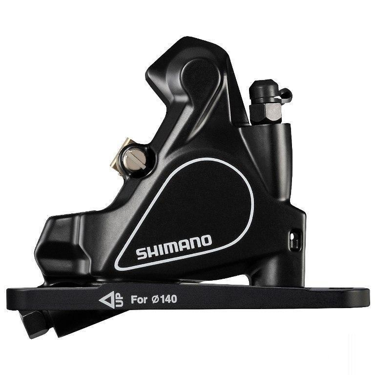 Shimano Br-Rs405 Flat Mount Disc Calliper, Without Rotor Or Adapter, Rear-Brakes