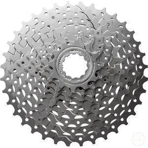 Shimano CS-HG400 Alivio 9-speed cassette 11 - 34T-Cassettes-Shimano-3 Peaks Cycles Bike Shop & Cafe