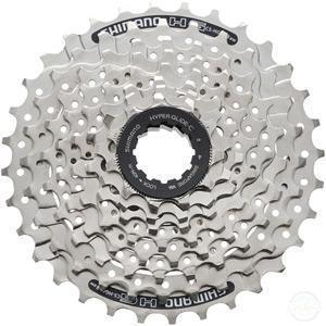 Shimano CS-HG41 8-speed cassette 11 - 32T-Cassettes-Shimano-3 Peaks Cycles Bike Shop & Cafe