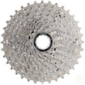 Shimano CS-HG50 10-speed cassette 11 - 36T-Cassettes-Shimano-3 Peaks Cycles Bike Shop & Cafe