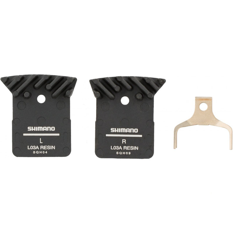 Shimano Dura-Ace, Ultegra & 105 L03A Disc Brake Pads And Spring For Road Disc Brakes-Brake Pads - Disc