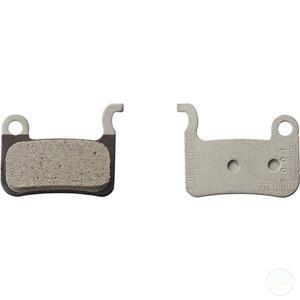 Shimano M07Ti Disc Brake Pads And Spring - Titanium Backed - Resin-Brake Pads - Disc