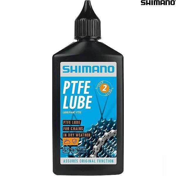 Shimano Ptfe Dry Lube, 100 Ml Bottle-Cleaning & Lubrication