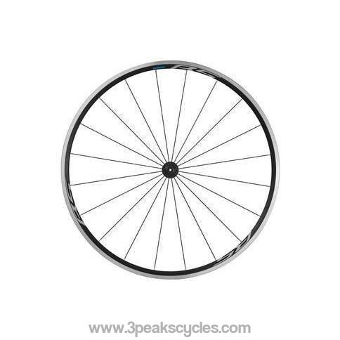 Shimano RS100 700c Front Clincher Wheel 100mm Q/R-Wheels