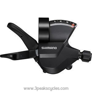 Shimano Sl-M315-7R Shift Lever, Band On, 7-Speed, Right Hand-Gear Shifters