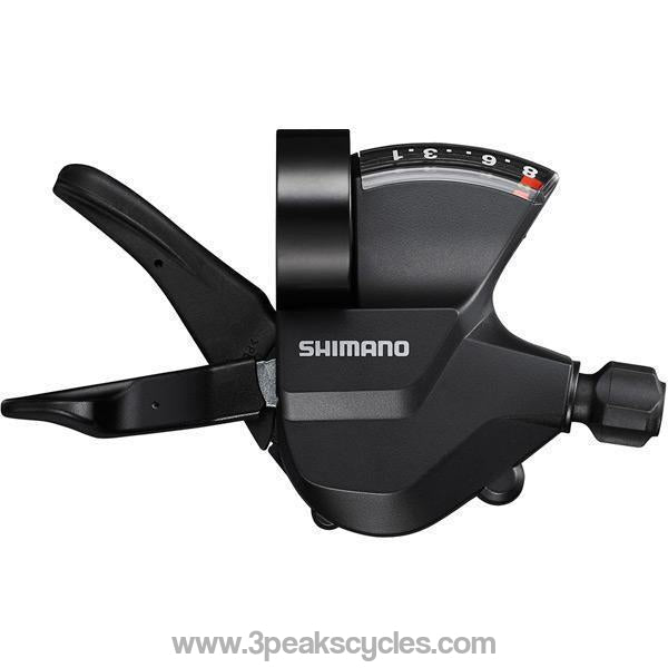 Shimano Sl-M315-8R Shift Lever, Band On, 8-Speed, Right Hand-Gear Shifters