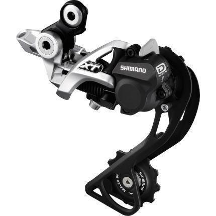 Shimano XT M786 Shadow+ 10 Speed GS (Medium) Rear Mech-Rear Derailleurs
