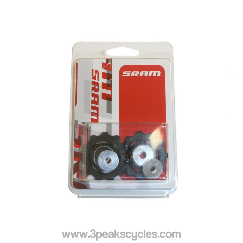 SRAM SPARE - 11.7515.060.000 - REAR DERAILLEUR PULLEY KIT FORCE RIVAL APEX Jockey Wheels-Spares