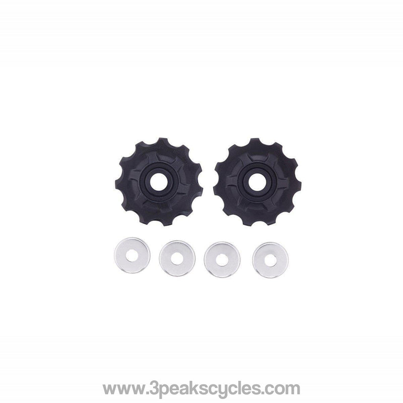 SRAM SPARE - 11.7518.019.000 - REAR DERAILLEUR PULLEY KIT X5 JOCKEY WHEELS-Spares