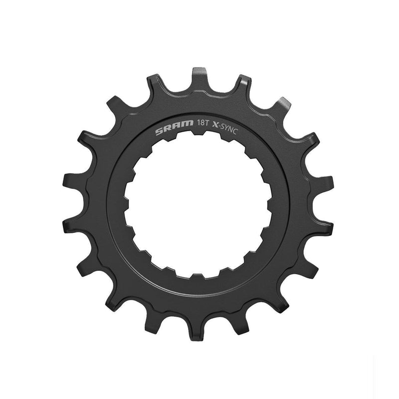 Sram X-Sync 18T Chainring / Sprocket For Bosch Motors-Chainrings