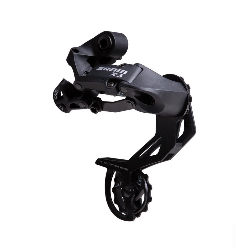 Sram X3 Rear Derailleur - 7/8 Speed - Long Cage - 00.7515.050.000-Rear Derailleurs