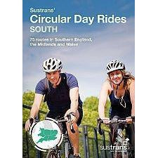 Sustrans Circular Day Rides - South-Books & Maps
