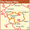 Sustrans Cycle Map - Cylch Maesyfed / Radnor Ring (Route 815 / 8) - Mid Wales-Books & Maps