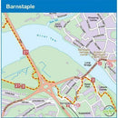 Sustrans Cycle Map - The Devon Coast To Coast (Route 27) - 2nd Edition-Books & Maps