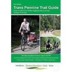 Sustrans Guide - Ultimate Trans Pennine Trail Guide - Coast To Coast Across Northern England - Bike Or On Foot-Books & Maps