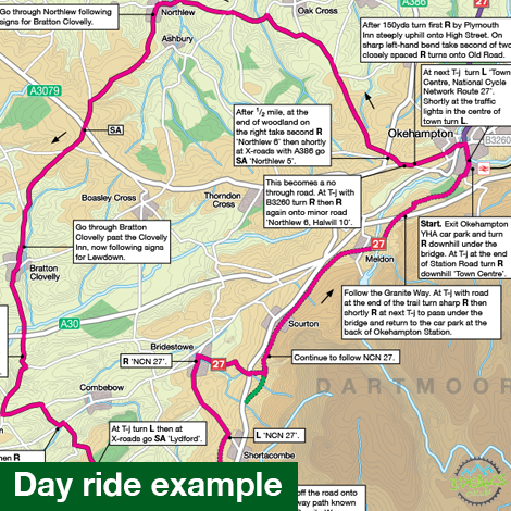 Sustrans Pocket Guide 4 - Somerset Levels Cycle Map - Strawberry Line, Bristol To Bath, Colliers-Books & Maps