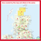 Sustrans Pocket Guide 48 - John O' Groats & North Scottish Coast Cycle Map-Books & Maps