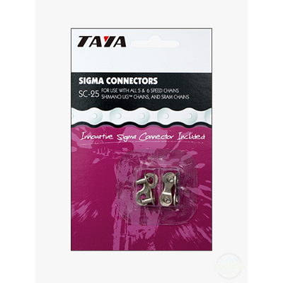 Taya Sigma Sc-25 5 & 6 Speed Connectors-Chains
