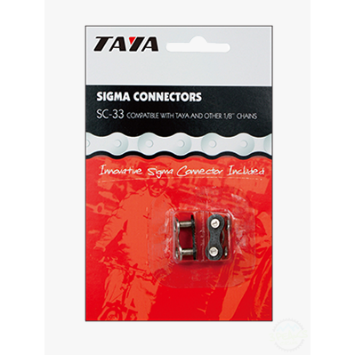 "Taya Sigma Sc-33 1/8"" Chain Connectors-Chains"