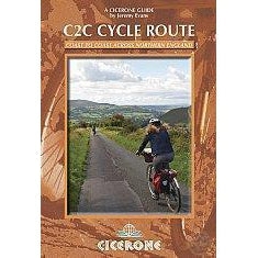 The C2C Cycle Route-Books & Maps