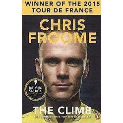 The Climb - Chris Froome-Books & Maps
