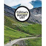 The Cyclists Bucket List-Books & Maps