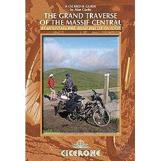 The Grand Traverse Of The Massif Central-Books & Maps