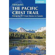 The Pacific Crest Trail-Books & Maps