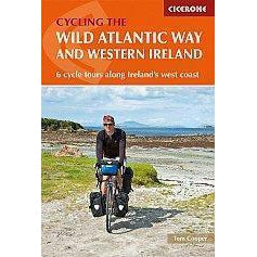 The Wild Atlantic Way and Western Ireland-Books & Maps-Cicerone-3 Peaks Cycles Bike Shop & Cafe