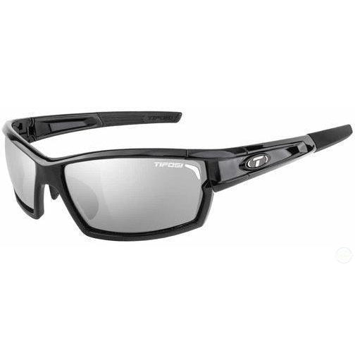 Tifosi Camrock Gloss Black (Interchangeable Lenses)-Eyewear