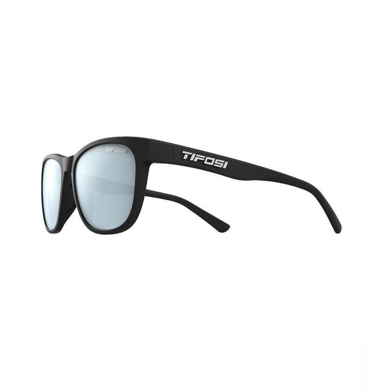 Tifosi Swank: Satin Black/Smoke-Eyewear