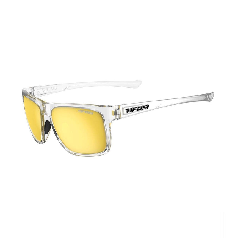 Tifosi Swick: Crystal Clear/Smoke Yellow-Eyewear