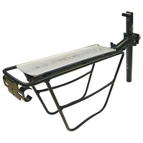 Tortec Explorer Seatpost Mounted Rack-Pannier Racks
