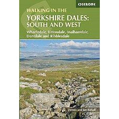 Walking In The Yorkshire Dales: South And West-Books & Maps