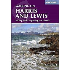 Walking On Harris And Lewis-Books & Maps