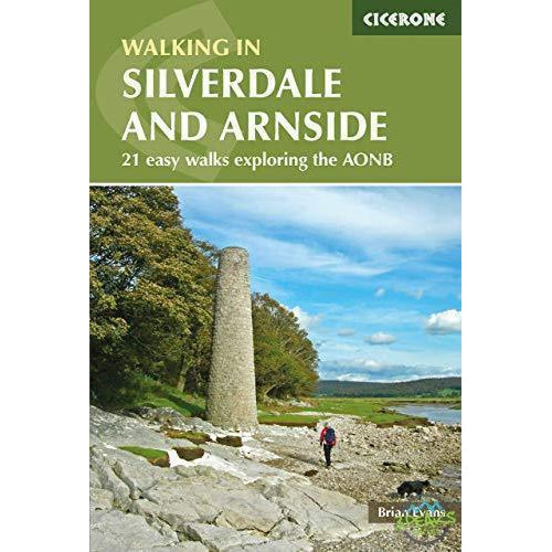 Walks In Silverdale And Arnside: An Area Of Outstanding Natural Beauty-Books & Maps