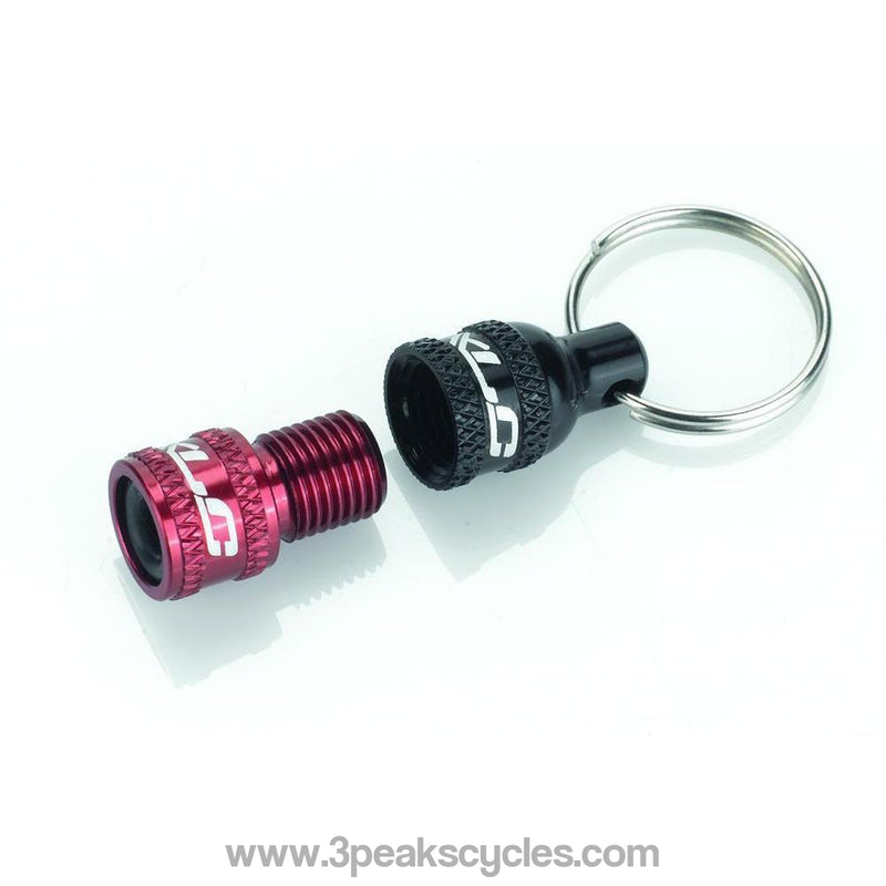 XLC Keyring Presta Valve Adapter-Pumps
