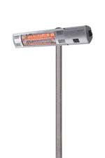 Heater - Royal Diamon Silverline Standing - Lounge&Lifestyle