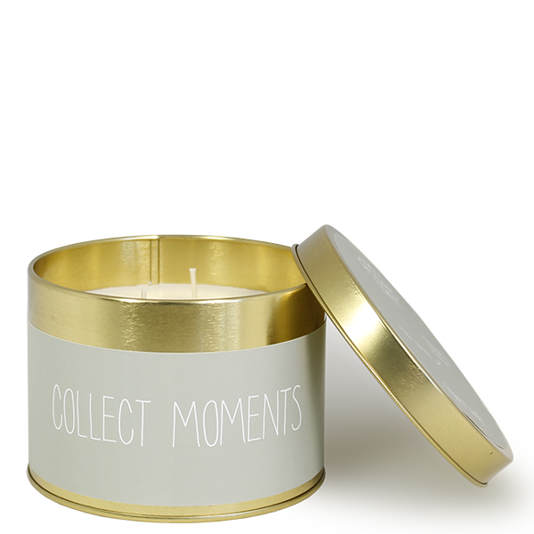 Soja kaars  - Collect moments - Lounge&Lifestyle