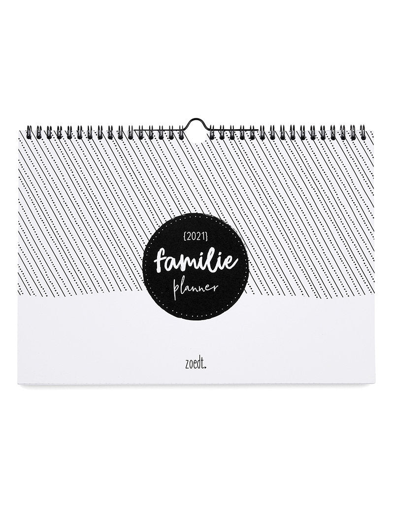 Familieplanner 2021 - Lounge&Lifestyle