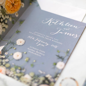 Peony Dream Collection: Wedding Invitations