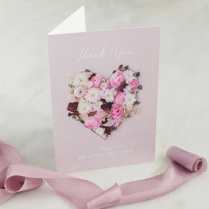Secret Garden Collection: Thank You Cards