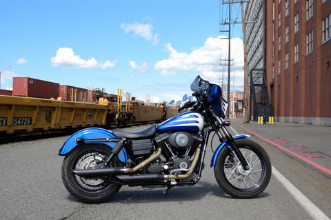Road Captain: Dyna, XL Sportsters, FX Softail, FXR