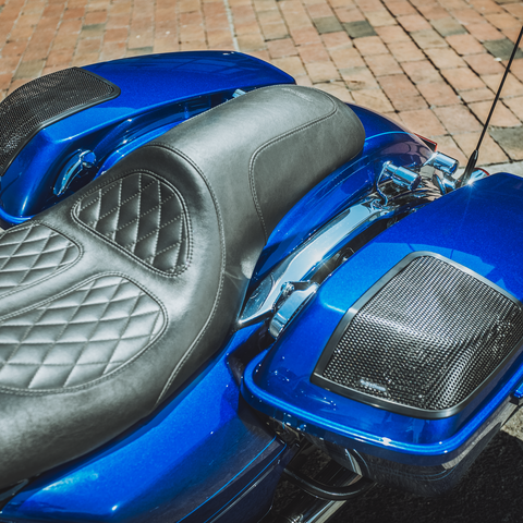 Saddlebag Lid Speakers 2014 & newer OEM lids