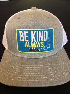 Be Kind Hat (Buy One Get One Free) - Heather Grey