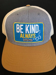 Be Kind Hat (Buy One Get One Free) - Tri Color