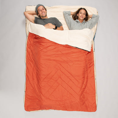 CloudTouch Indoor/Outdoor Pillow Blanket